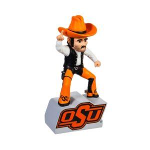 Oklahoma State mascot statue