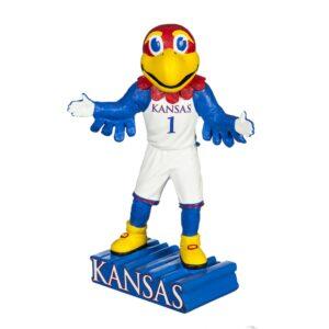 kansas mascot statue