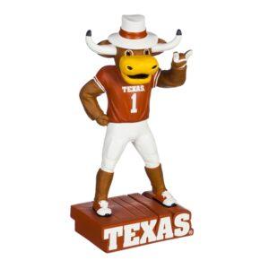 Texas mascot statue