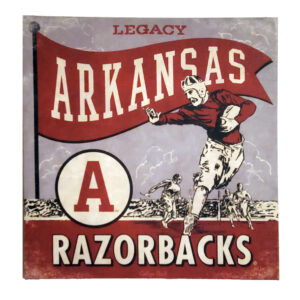 Arkansas Canvas Vintage Vault