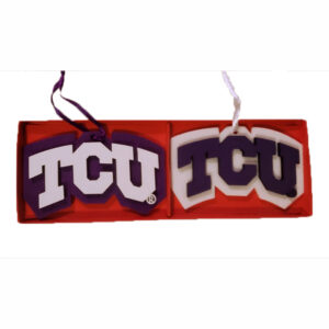 TCU Ornament Set