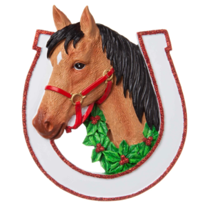 Horse Ornaments & Other Animal Ornaments