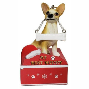fawn Chihuahua ornament