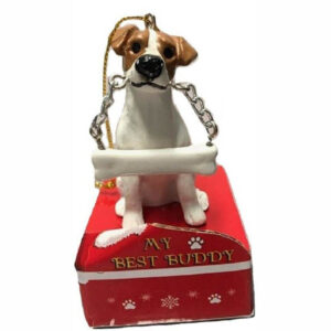 Jack Russell ornament