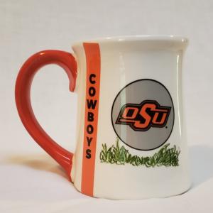 Oklahoma State mug