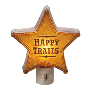 happy trails nightlight