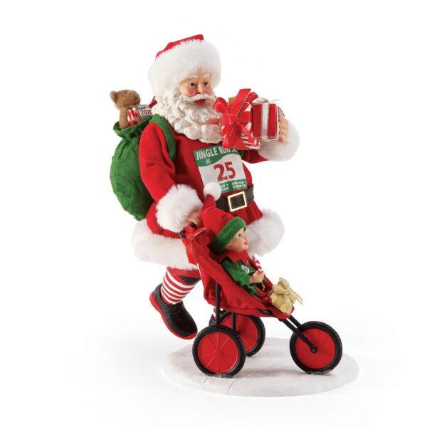 Jingle Run Possible Dreams Santa