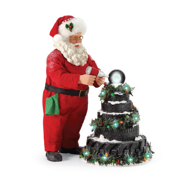 Tire Tech Possible Dreams Santa