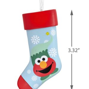 Elmo Stocking Ornament
