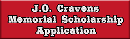 J.O. Cravens Memorial Scholarship Application