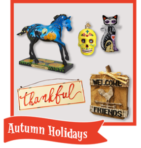 Autumn Holidays button