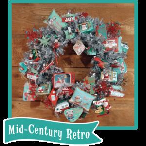 Mid-Century Retro Christmas