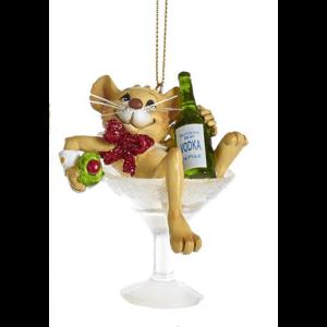 party mouse ornament
