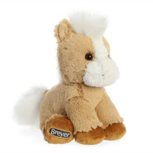 "8"" Breyer Plush Horse - Palomino"